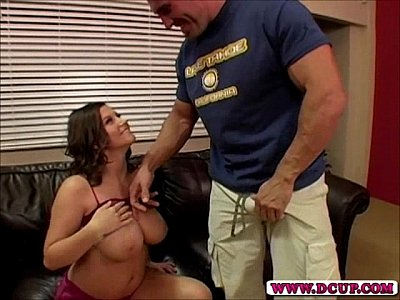 Sara Stone Gets Her Big Tits Sucked and Fucked