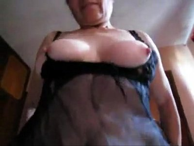 [Must Watch] Grandma took a big young dick into her old pussy. Old vs Young