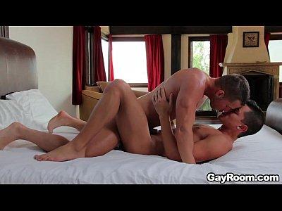 AnalBlowjob HD gay porn video by Gay Room MenHDV