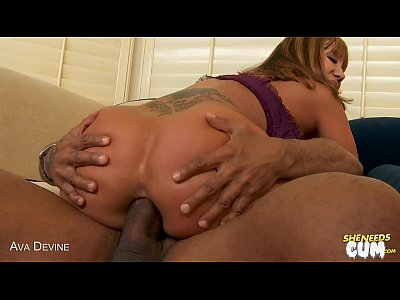Milf Ava Devine gets facialized