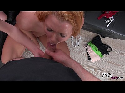 Two awesome redhead fucked my brain out of my head and swap cum