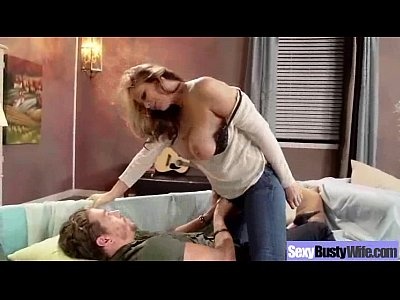 Sex Tape With Busty Horny And Sluty Wife movie-05