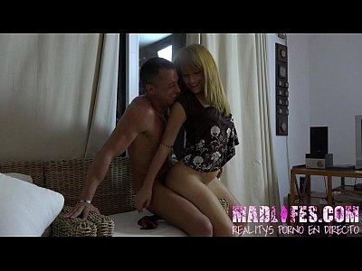 MadLifes.com - Reality porno español folladon de Salva da Silva a Lucia Nieto