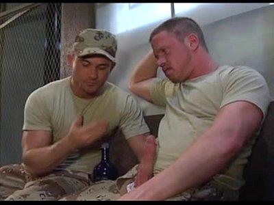 army buds fuck