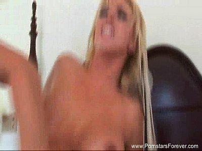 Intense Anal Pornstar Threesome