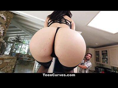 TeenCurves- Big Ass Latina Teases and Fucks Big Cock