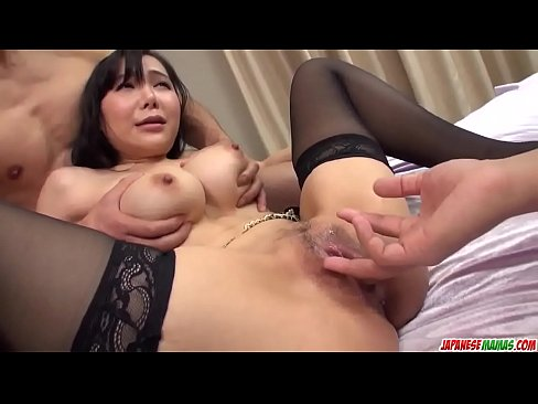 Nude hardcore Japanese milf xxx by Miu Watanabe - More at Japanesemamas.com