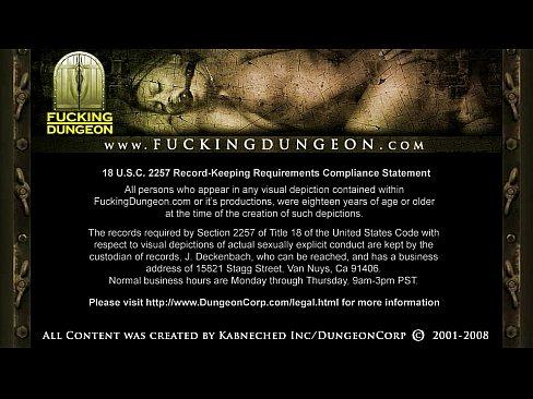 FUCKING DUNGEON - Dia Zerva & CHRISTIAN! MUST SEE! P2