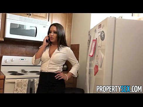 PropertySex - Real estate agent revenge sex video with client for cheater ex