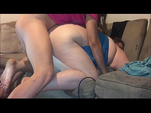 Newly married wife gets drunk and ends up fucking her sister husband making her squirt everywhere  and orgasm better then her husband