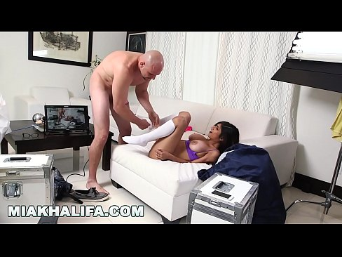 MIA KHALIFA - Horny Arab Pornstar Demands More Dick And J-Mac Delivers