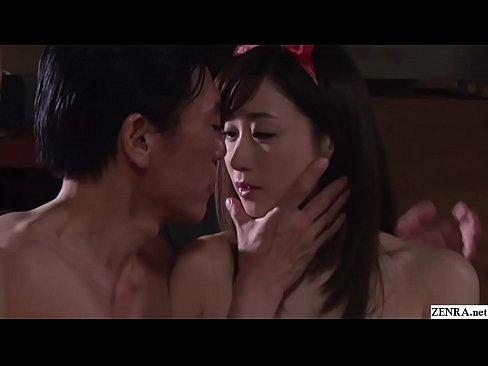 JAV WW2 brothel threesome Maki Hojo Yuu Kawakami in HD