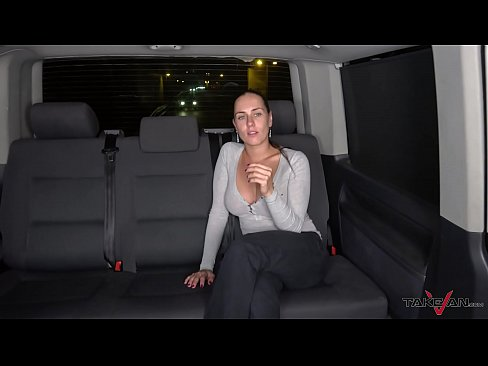 Night party in driving van with famous pornstars Mea Melone & Wendy Moon