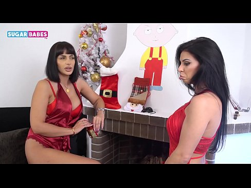 SUGARBABESTV: Greek anal foursome with Inna Innaki and Rosa Rozita