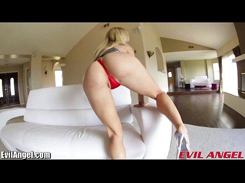 EvilAngel Amy Brooke Ass Crack Fucked