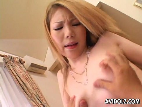 Cute Asian babes in orgy