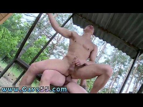 Big cock sex in public