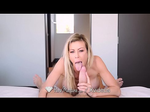 PUREMATURE Step mom MILF Alexis Fawx pounded
