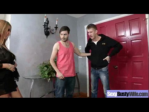 Sex Action With Bigtits Horny Housewife (kianna dior) vid-16