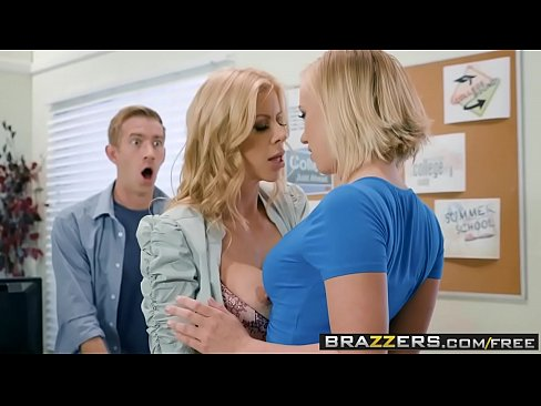 Brazzers - Big Tits at School - College Dreams scene starring Alexis Fawx Bailey Brooke & Danny