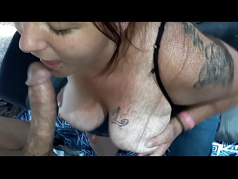 My friend sucking my dick at work
