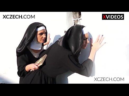 Nuns enjoying sex