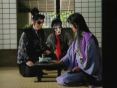 邦画レイプシーン:くノ一忍法帖Ⅱ 聖少女の秘宝 | 映画版 レイプの杜