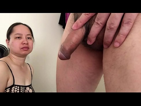 Asian MILF - Teen Lover Cock Playing My Face