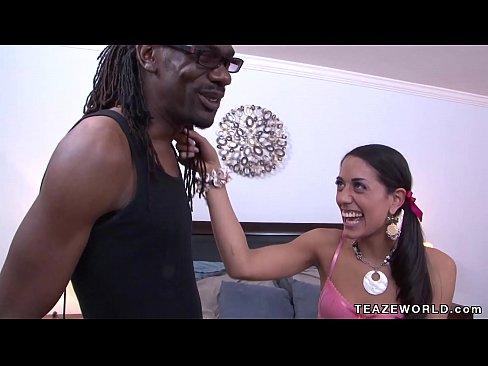 She Loves BIg Black Cock