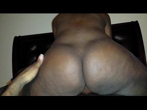 Fucking My Ebony Girlfriend