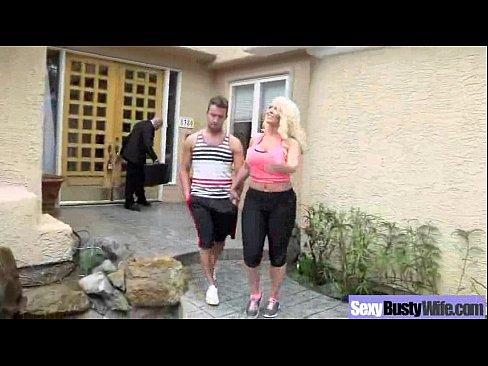 Busty Housewife (alura jenson) In Hardcore Sex Action Secene movie-02