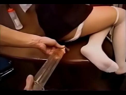 日本のお仕置き浣腸