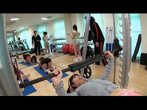 時間停止器 健身房篇 2