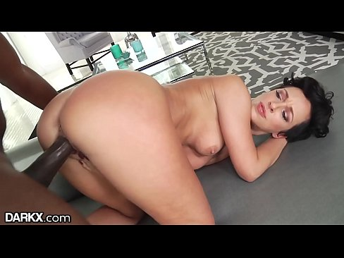 Big Ass Jada Stevens Shakes & Cums 4 Mandingo's HUGE BBC