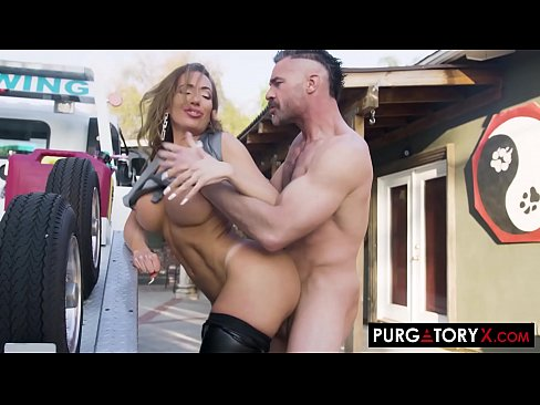 cover video Purgatoryx Repo man Vol 1 Part 1 With Richelle 1 With Richelle Ryan