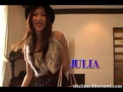 Julia Japanese pron star