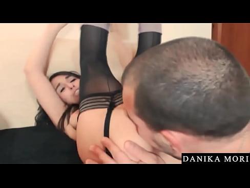 Best amateur ass hole fucking! Danika Mori