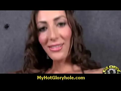Cuckold gloryhole captions
