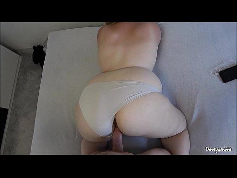 Horny daddy fucks daughters giant ass. https://BootyassGirl.com