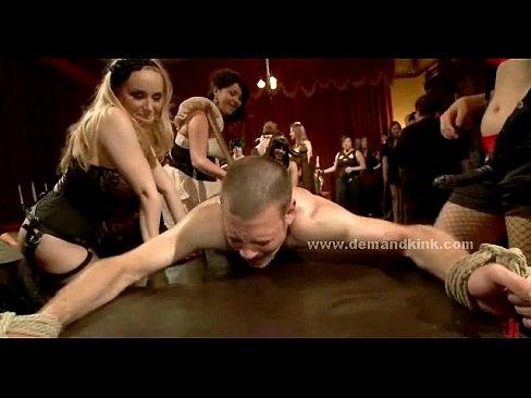 Anal sex ritual