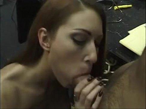 1394654 natasha blake tongue piercing (フェラ)blowjob