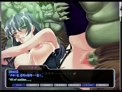 Anti-Demon Ninja Asagi 1