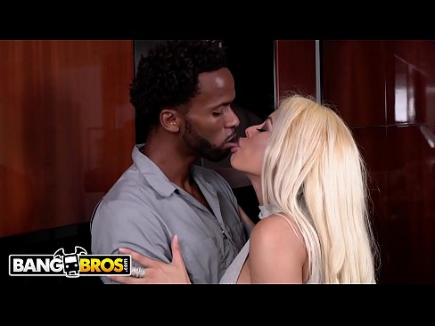 BANGBROS - Cheating GF Luna Star Takes Big Black Cock While BF Is Home