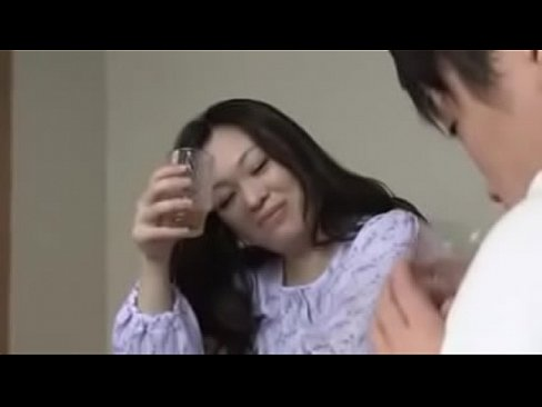 Japanese Milf withYoung Boy Drink And Fuck - XVIDEOS.COM