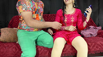 When Priya' ;s Brother Touched Her, She Be hed Her, She Became Hot And Took Her Big Cock In His Pussy  In Clear Hindi Voice