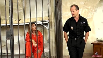 Big Ass Russian  Inmate Fucked Hard In Jail Hard In Jail