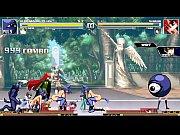 kuromaru plus VS Dengeki Bunko Fighting Climax 02 Hentai Mugen