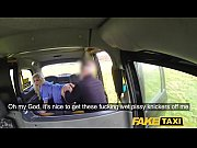 fake taxi busty naughty nurse pisses and rough.