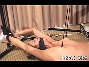 Gracious young girl gets her 1st bondage experience