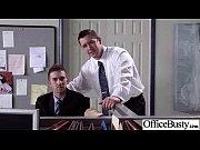 (selena santana) Sexy Busty Office Girl Bang Hardcore Style video-29